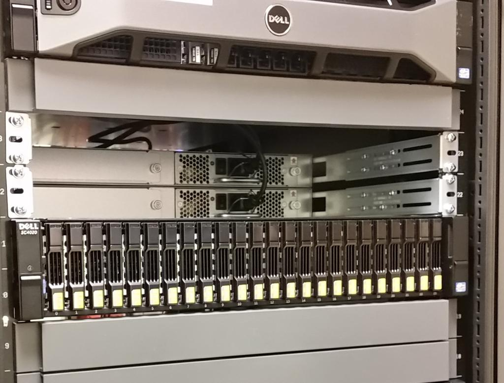 Dell Compellent SC4020 Install | Land of the Lemmings v2